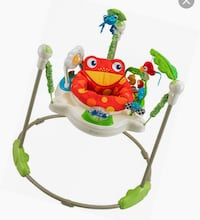 Fisher Price Rainforest Jumperoo Dobbs Ferry, 10522