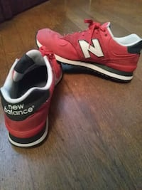 New Balance Rosse  Firenze, 50121