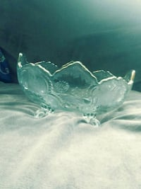 Antique crystal
