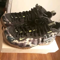 Foamposites WARFARE SIZE 10 Baltimore, 21216