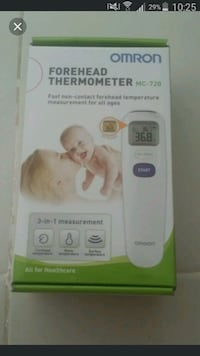 Omron Forehead Thermometer Singapore, 731569