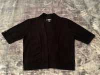 Verve Women's Cropped Cardigan, Size Small Boise, 83709