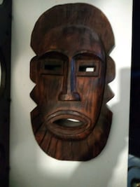 African Mask wood  Burlington, L7R 3P8