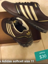 New Adidas softcell size 11