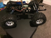 Kyosho 1/8 mad force RC truck brushless 647 km