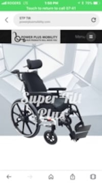 Wheelchair Markham, L3T 2T9