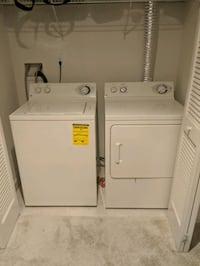 GE Electric Washer and Dryer Lorton, 22079