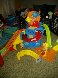 toddler's assorted-color plastic toy lot Indianapolis, 46235