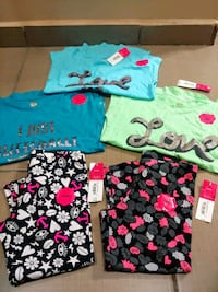 Girls new with tags Brownsville, 78526