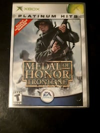Xbox Medal of Honor Frontline Mississauga, L5B 4C2