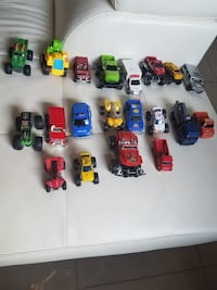 Set of cars Hollywood, 33021