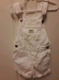 white and gray floral overall shorts Moncks Corner, 29461