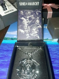 New, Son's Of Anarchy Necklace  Ewing Township, 08638