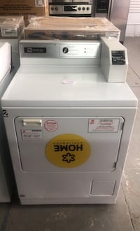 Coin laundry Dryer