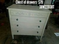 Chest of drawers  1187 mi
