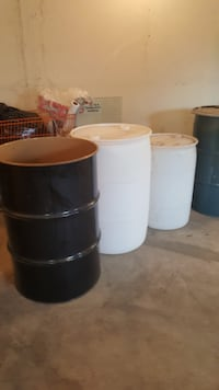 45 gallon drums Toronto