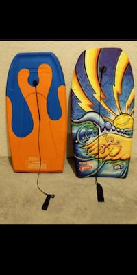 Body/Boogie Boards 900 mi