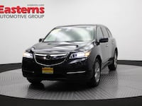 2016 Acura MDX w/Advance Hyattsville, 20784