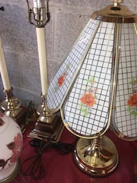 Selection of Vintage Lamps Toronto, M1R 1Z6
