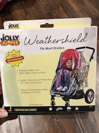Jolly Jumper weathershield strolled protector Toronto, M1T 1W1