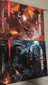 Dungeons and dragons books Paris, N3L 3C6