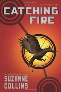 Catching Fire- HARDCOVER Plymouth