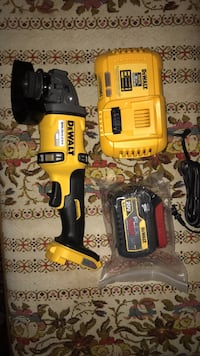 yellow and black Dewalt cordless power drill Columbus, 43235