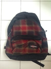 Sac à dos Eastpak Tartan velour  Paris, 75013