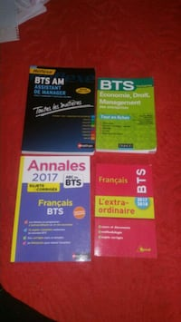 Annales BTS Assistant Manager