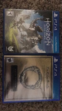 ps4 games  used  one time Las Vegas, 89146