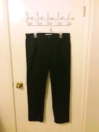 Calvin Klein: Cotton Pants, Black (34x30) Waterloo, N2K 3S1
