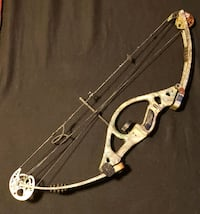 Used Hoyt Reflex Excurssion Compound Bow Guthrie, 73044