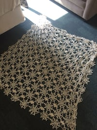 Hand Crocheted Table Cloth Lutherville Timonium, 21093