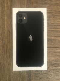 iphone 11 black Montreal
