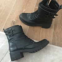 Woman's size 7 boots - good condition Kelowna