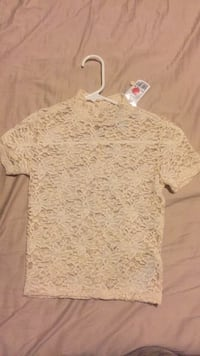 New with tags lace top great gift 3748 km