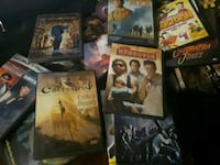 I have 1400 DVD movies I like to selling allfor $1 each or ofer Las Vegas, 89131