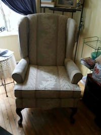 Wing chair good condition.