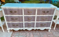 French provincial triple dresser ( nightstands available too) Kensington, 20895