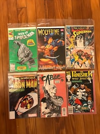 Miscellaneous comic books Houston, 77003