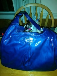 blue leather Coach hobo bag Charles Town, 25414