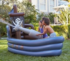 Pottery Barn Kids Inflatable Pirate Pool