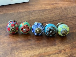 Anthropologie Furniture Knobs