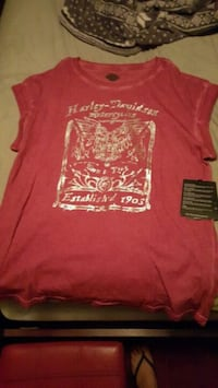 Womans new with tags harley davidson shirt Clarksburg