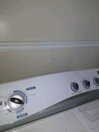 white front-load clothes washer Hampton, 23666