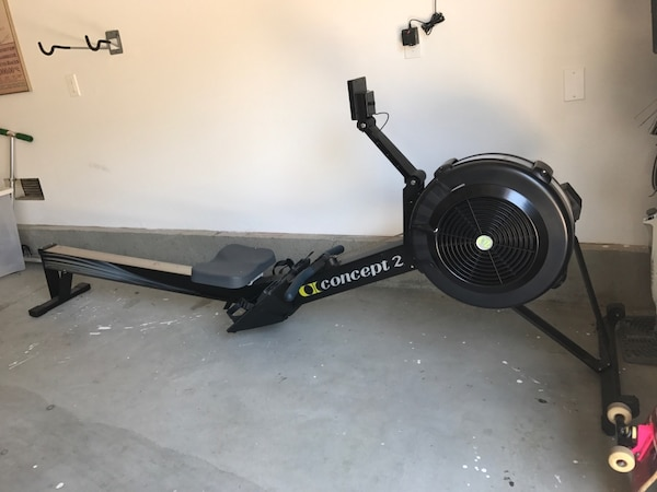 Concept 2 Model D >> Concept 2 Model D Indoor Rowing Machine