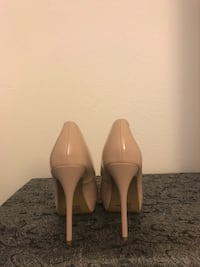 Cathy Jean nude pumps size 10 San Diego, 92109