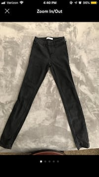 Hollister High Waisted Super Skinny Jeans Columbus, 31909