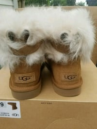pair of brown UGG boots Bay Shore, 11706