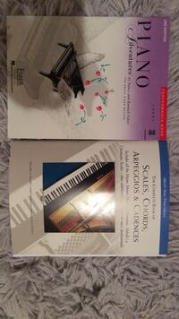 Very new piano books level 3B and scales,chords,arpeggios&cadences